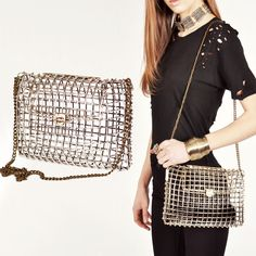 Anndra Neen Cage purse.