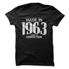 Awesome T-shirts  Made in 1963 - Aged to Perfection - (3Tshirts)  Design Description: Tees and Hoodies available in several colors  If you do not utterly love this Shirt, you'll SEARCH your favourite one by means of using search bar on the header.... -  #shirts - http://tshirttshirttshirts.com/automotive/best-deals-made-in-1963-aged-to-perfection-3tshirts.html