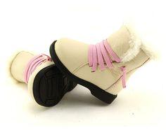 "Kids Got Sole - Freycoo ""Sammy"" Cream Leather Boots, $36.95 (http://www.kidsgotsole.com.au/freycoo-sammy-cream-leather-boots/)"