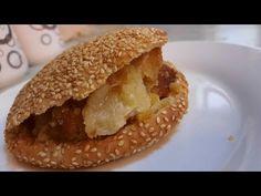 كعكة الكنافة اللبنانية - YouTube