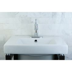 Mission Wall Mount/ Table Mount Lavatory Sink - Overstock™ Shopping - Great Deals on Bathroom Sinks