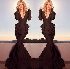 Black Dress from MICHAEL COSTELL