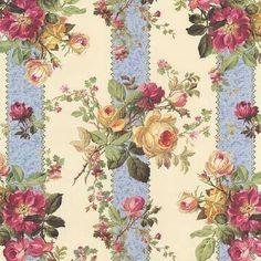 Vintage Diy, Decoupage Vintage, Vintage Labels, Vintage Paper, Vintage Images, Motif Floral, Floral Prints, Scrapbook Paper, Scrapbooking