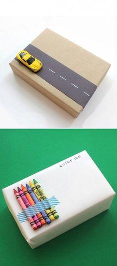 Cette année, soyez différents! 25 idées d'emballages cadeaux - Photo #20