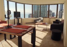 Large 1BR + Free Parking Downtown - vacation rental in Evanston, Illinois. View more: #EvanstonIllinoisVacationRentals
