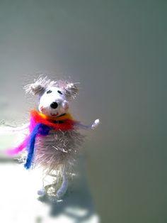 кукла мышка Пушистик by Doll, $7.00 USD
