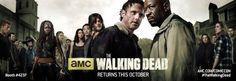 "AMC Unveils ""The Walking Dead"" Season 6 Banner for Comic-Con International - Comic Book Resources"