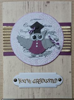 Congratulations You've Graduated  Lovely Stampin' by SarahLouCards, £1.69