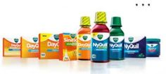Save $1. on Vicks DayQuil or NyQuil! ►►