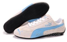 http://www.jordanaj.com/mens-puma-fur-in-white-blue-online.html MEN'S PUMA FUR IN WHITE/BLUE ONLINE Only $77.00 , Free Shipping!