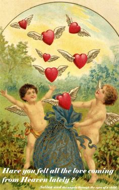 the angels through the eyes of a child