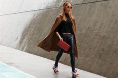 感受亞洲破格時尚風:首爾時裝週 2015 場外街拍 | Popbee - 線上時尚生活雜誌