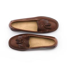 G.H. Bass & Co. - KILTIE TASSEL LOAFER TAN COMBO $98 buy one get TWO free!!