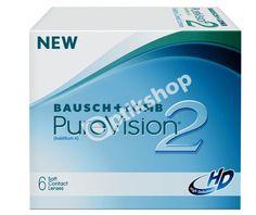 Pure Vision 2 HD, kontrasztérzékenység hiányában szenvedők számára! https://optikshop.hu/havi-vagy-kethetes-kontaktlencse/pure-vision-2-hd-6-db-purev26pack-6271