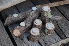 Colorado Candle Holder Centerpieces  5 Piece by postscripts, $25.00