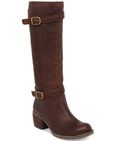 Lucky Brand Women's Rorkie Tall Boots - Shoes - Macy's