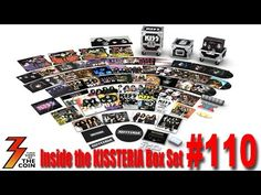 Kiss Merchandise, Best Kisses, Put Together, Box, Youtube, Snare Drum, Youtubers, Youtube Movies