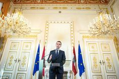 Austria's new chancellor, Christian Kern, pictured today, has said that Brexit could mean ...