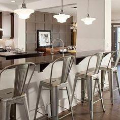 Toilx Bar Stools, Contemporary, kitchen, Sabal Homes