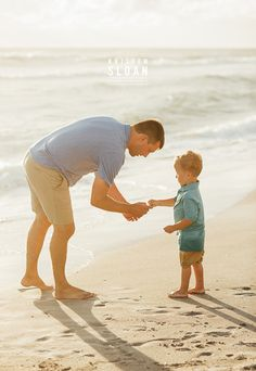 Longboat Key Kids Family Baby Beach Portrait Photos at Sunset by Kristen Sloan Photography