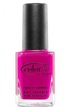 All That Razz - Color Club Nail Polish      I just got this color and I think I'm going to wear it a lot this summer!