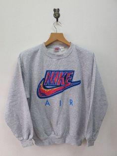 4cd0c6be Resultado de imagem para Vintage 90's Nike Air Panel Sweatshirt