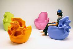 Skull chairs