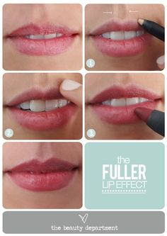 For Larger lips