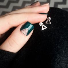 Negative Space Nails Designs: Simple Perfection - Styles Art