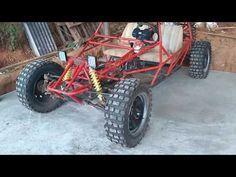 Ficha técnica do kart Cross 250cc - YouTube Baja Bug, Kart Cross, Cb 450, Diy Go Kart, Off Road Buggy, Mini Bike, Kit Cars, Offroad, Classic Cars