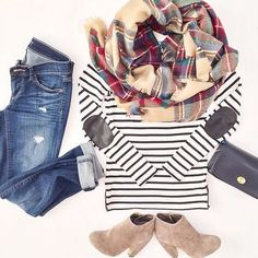 Stitch fix- love stripes!