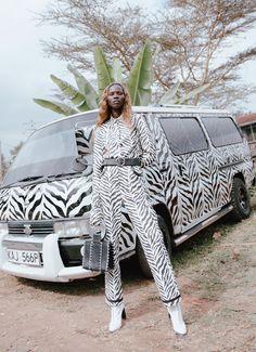 PAID STORY: EDUN celebrates the Kenyan artists behind their most stunning looks.