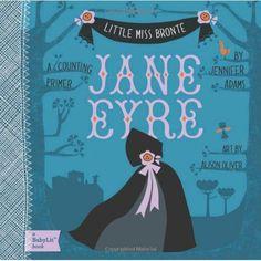 Little Miss Bronte - Jane Eyre - Charlotte Bronte Babylit