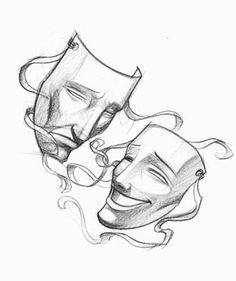 Smile now cry later Dark Art Drawings, Tattoo Design Drawings, Pencil Art Drawings, Tattoo Sketches, Art Sketches, Tattoo Designs, Kunst Tattoos, Neue Tattoos, Body Art Tattoos