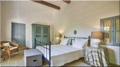 hálószoba rusztikus stílusban Mediterrán hálószoba Rusztikus stílusú nappali Hálószoba, mediterrán Fürdőszoba, mediterrán, rusztikus (Luxuslakások, ház)