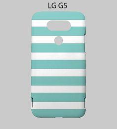 Tiffany Striped LG G5 Case Cover