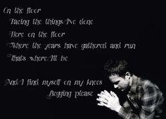 More great lyrics by Brandon Flowers