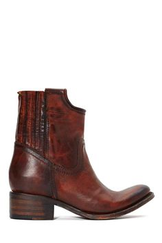 Nasty Gal - Freebird By Steven Merlot Boots Crazy Shoes, New Shoes, Me Too Shoes, Men's Shoes, Cow Girl, Stylish Boots, Casual Boots, Bootie Boots, Shoe Boots