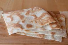 Erikas LCHF till vardag och fest: Tortillabröd (LCHF)