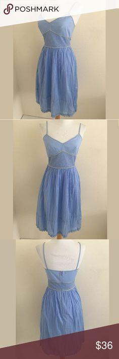 Laundry by Shelli Segal dress SKU: SD15027  Length Shoulder To Hem: 39 Bust: 32 Waist: 26 Fabric Content: 100% cotton Lining Fabric: 100% cotton Laundry by Shelli Segal Dresses