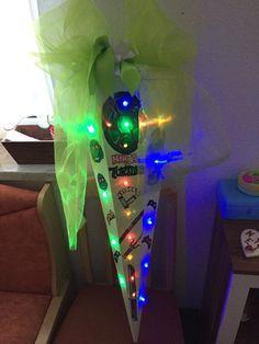 Zuckertüte Schultüte LED Turtles