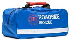 Roadside Emergency Assistance Kit - Packed 110 Premium Pieces & Rugged Bag - Car, Truck & RV Kit with Heavy Duty Jumper Cables Roadside Rescue, Roadside Emergency Kit, Must Have Gadgets, Fire Starters, First Aid Kit, Rv, Trucks, Jumper, Triangle