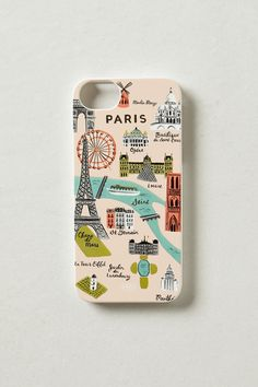 Paris iPhone case.