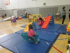 8 Best Toddler gym images | Toddler gym, Indoor playroom