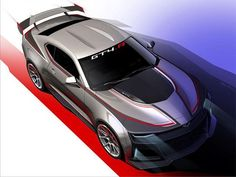Chevrolet will take on the likes of Ford, McLaren and Porsche on the track with its ZL1-based Camaro GT4.R.