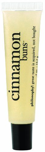 Philosophy Lip Shine Cinnamon Buns 05 Ounce ** Be sure to check out this awesome product.
