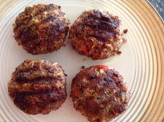 Cocina que te cocina: Hamburguesas de carne y quinoa