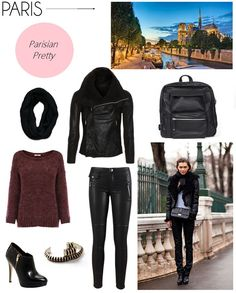 Travel outfits based on destination! Travel outfits based on destination! Winter Travel Outfit, Winter Outfits, Travel Outfits, Winter Packing, Europe Outfits, Style Pantry, Holiday Resort, Travel Clothes Women, Packing Tips For Travel
