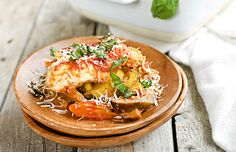 Easy One-Pot Pesto Chicken Recipe