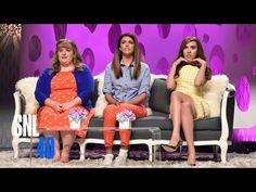 JESSIE SPENCER: Girlfriends Talk Show: Prom Queen Camden to Girlfriends Talk Show with Scarlett Johansson - SNL